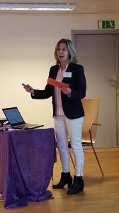Länsprojektledare Gunilla Malm om #jagmed i Södermanland.