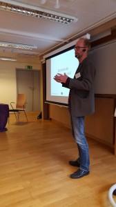 Huvudprojektledare Lasse Jonsson, Östergötland, om hela projektet #jagmed .