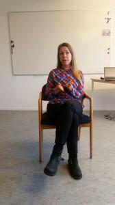 Emma Larsson, Fristadshus